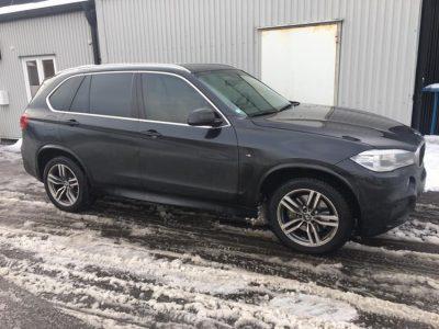 BMW X5 3.0d 258hk Mpaket 2014år Mil: 10 000 Pris 359 000kr